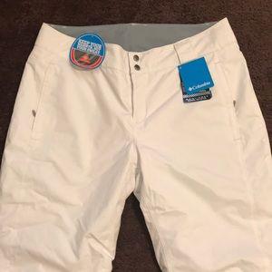 NWT Columbia Omni-Heat Snowboard/Ski Pants